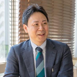 関東第1統括部 部長 岡田 祥司